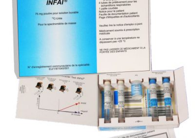 Helicobacter test INFAI®